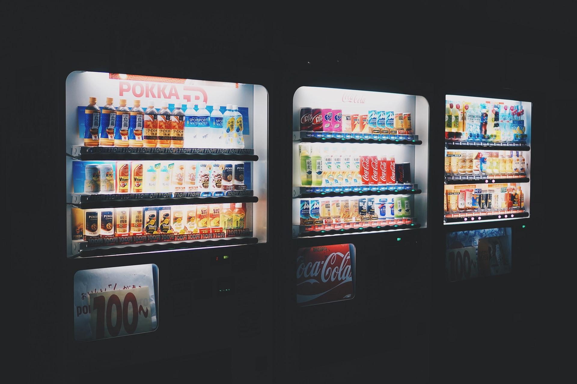vending machinie